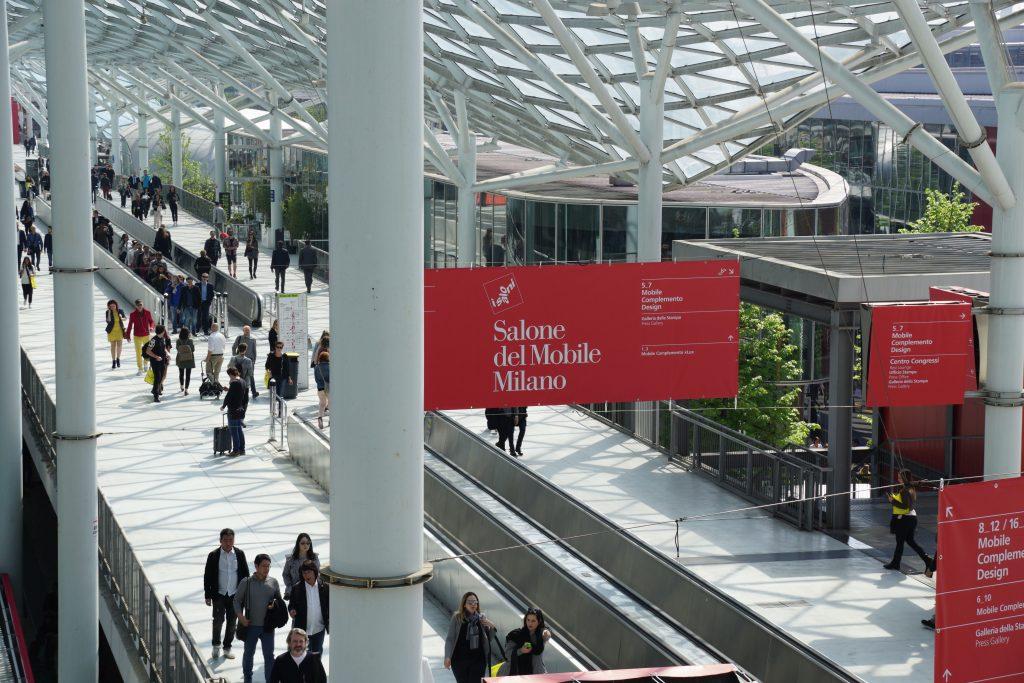 Salone del Mobile Milano Brera