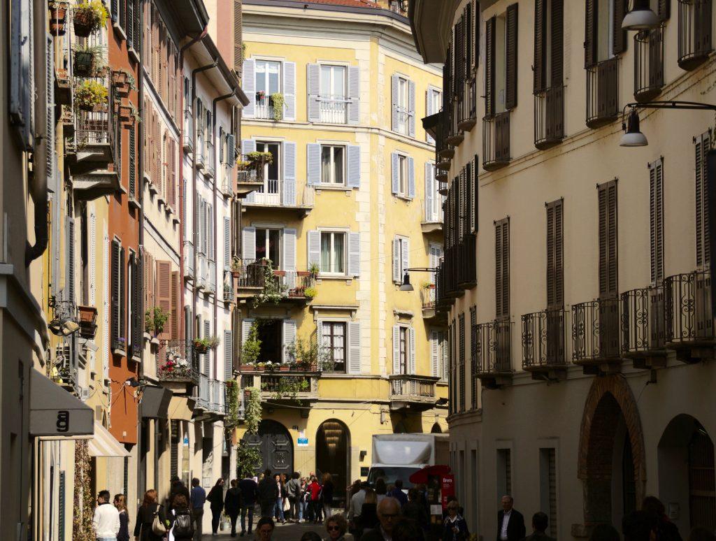 Design Brera Milano Italia