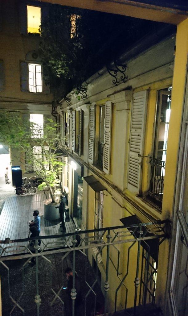 Boffo design salone del Mobile Brera Mailand