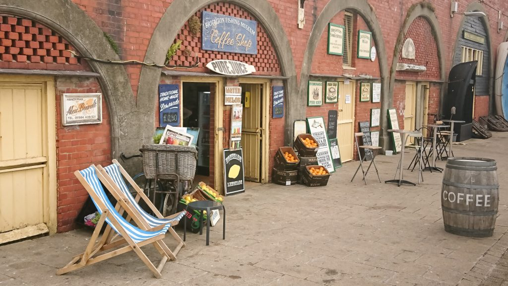 Brighton Promenade Coffeeshop