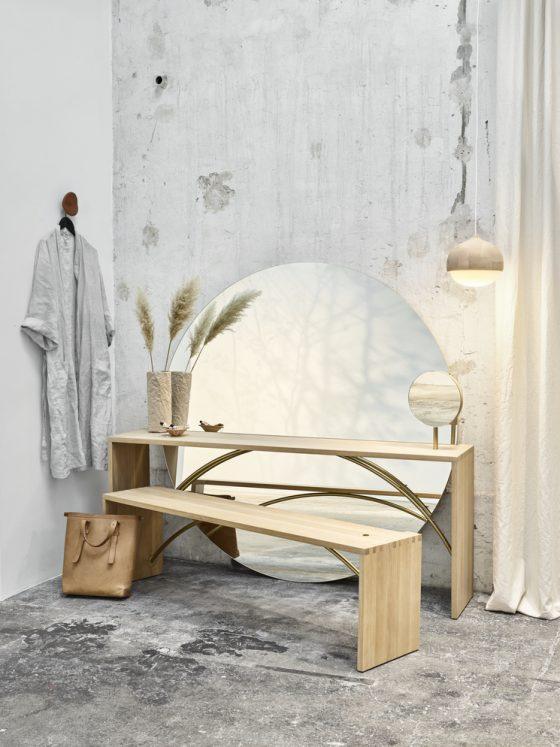 Sminkebord i tre Nachhaltige Möbel: Die aktuell Grünsten und Schönsten