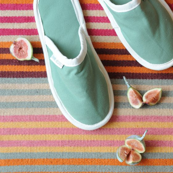 Slippers, Sustainability,