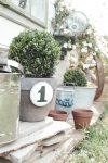 Türschilder Garten Landhaus Hausschilder