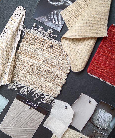 Fabrics Monochrome Linen Leinen jute