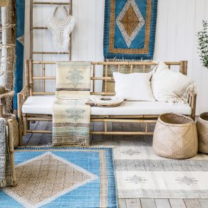 Boho-chic Natural living