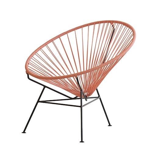 OK Design Condesa stol i korall
