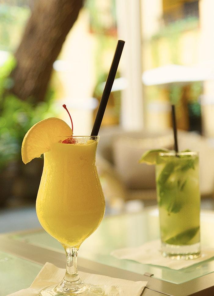 Cocktail i San Juan, Puerto Rico