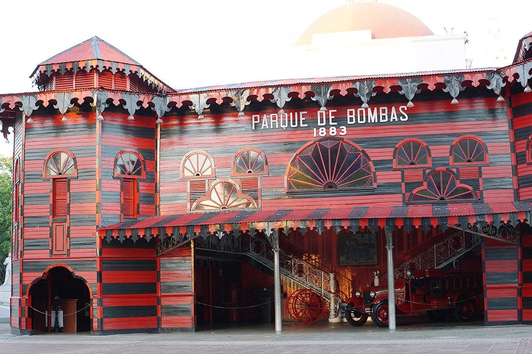 Parque de Bombas Ponze