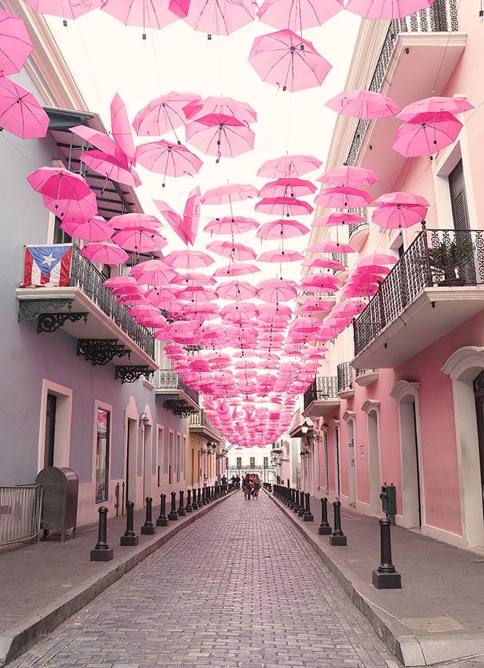 Calle Fortaleza, San Juan