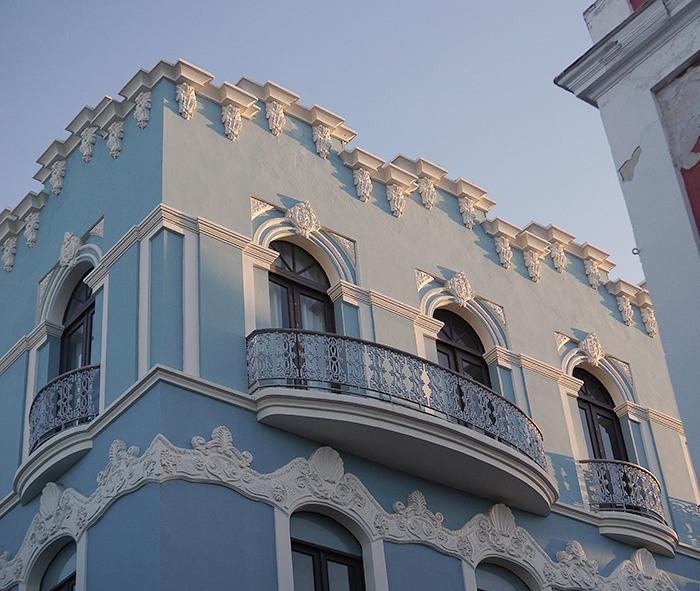 Morgenstimmung i San Juan