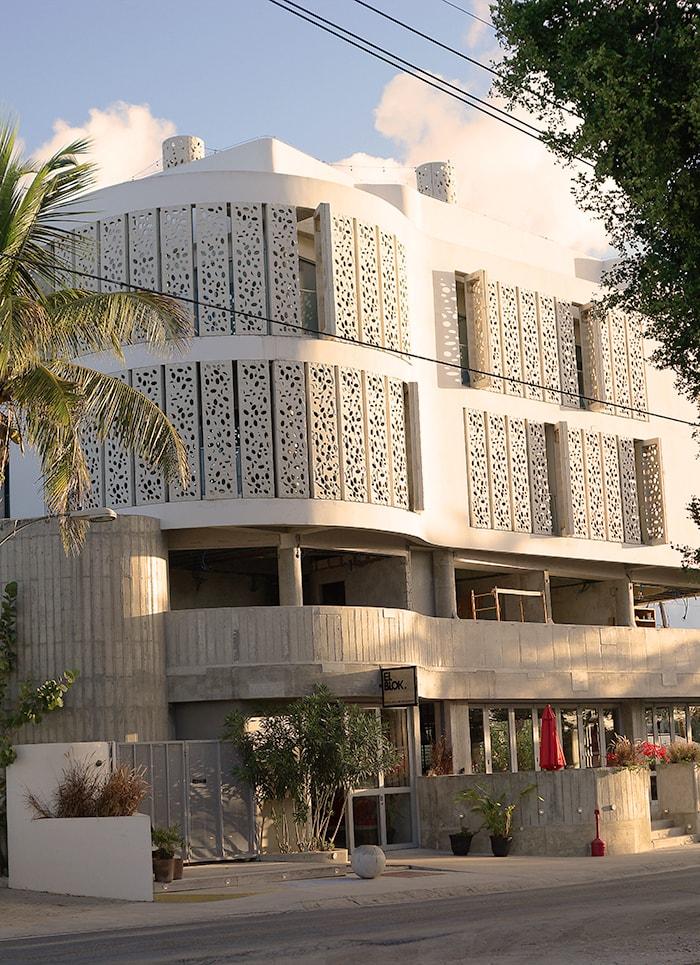 El Blok Vieques Puert Rico designhotel