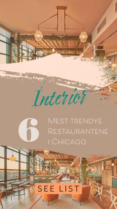 Fineste Restaurantene i Chicago