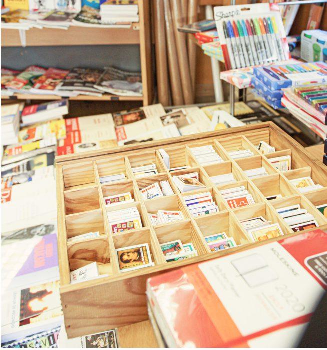 Bücherladen in Paris