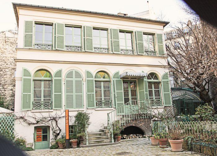 La Musée de la Vie romantique
