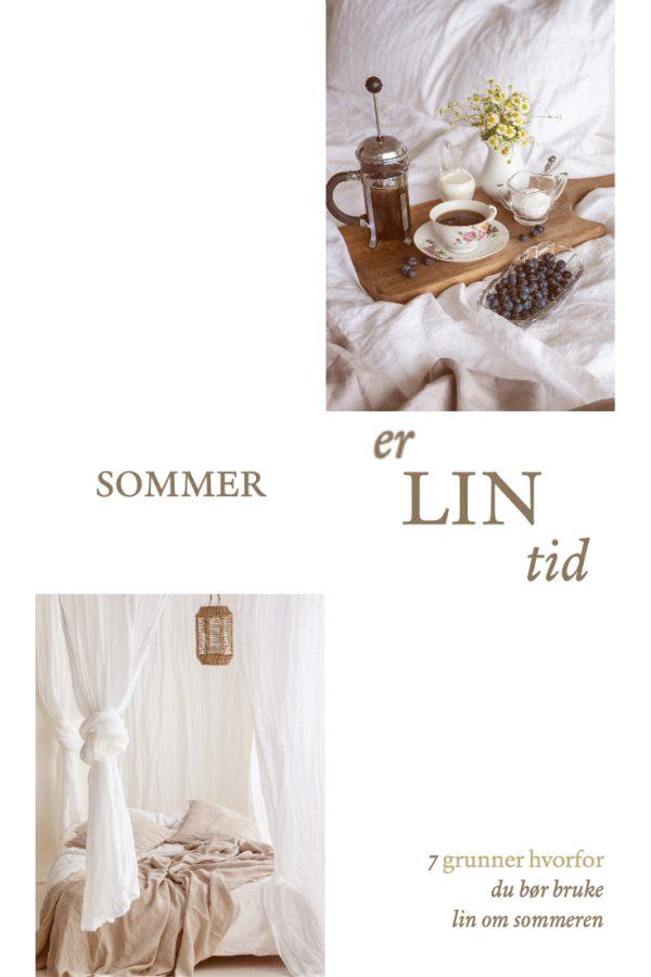 Lin om sommeren