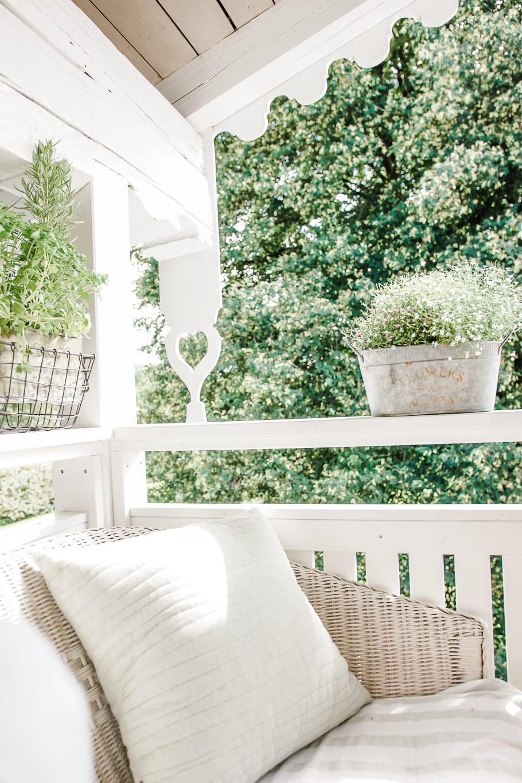 Ideer til en liten balkong