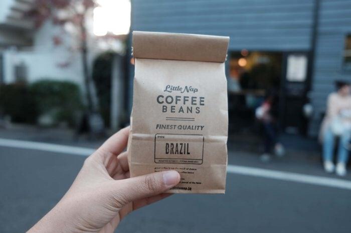 Kaffe als Gastgebergeschenk