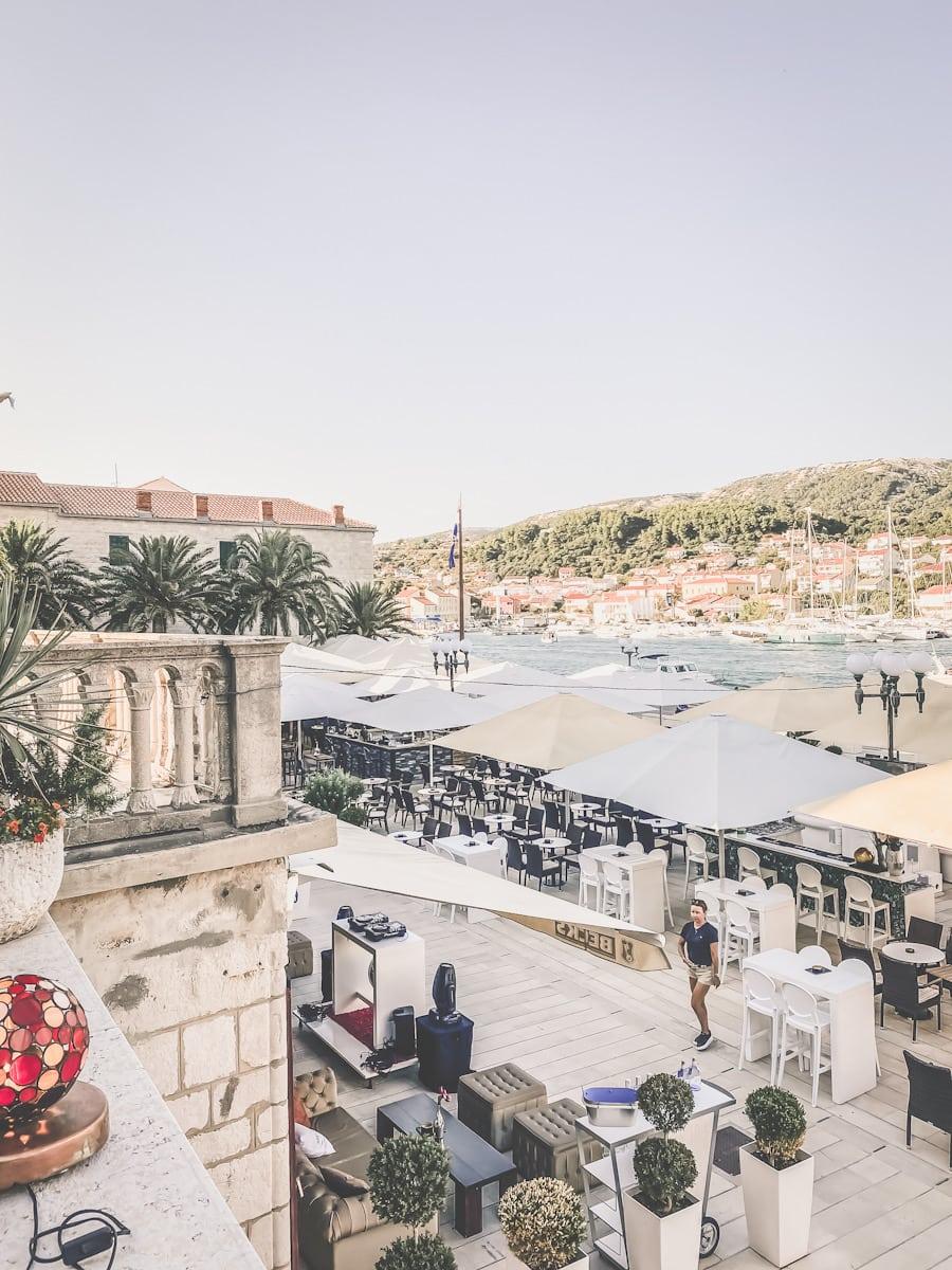 Rab Gamleby luksusferie Kroatia
