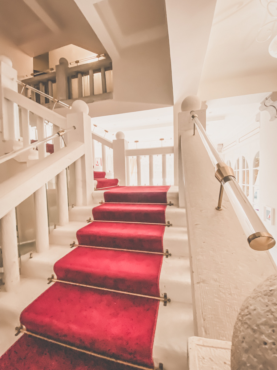 Arbiana Heritage Luxury Boutique Hotel on the island of Rab.
