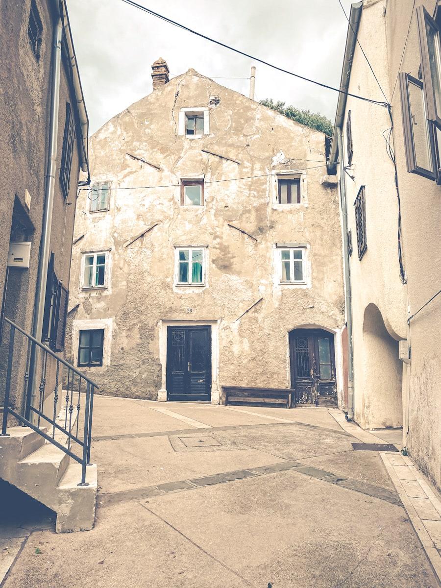 Old Town Croatia Senj