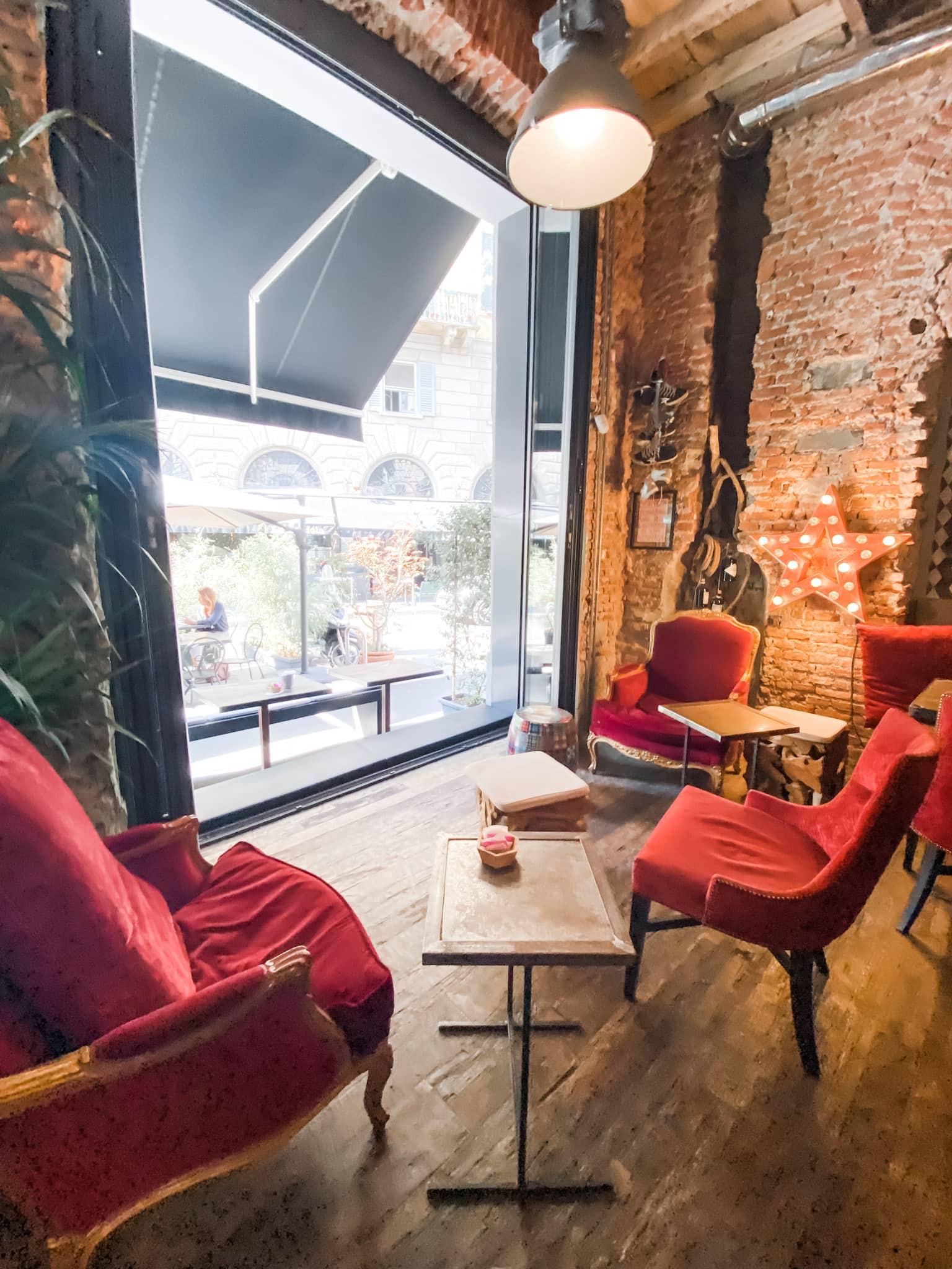 Instagram-freundlichsten Cafés in Mailand
