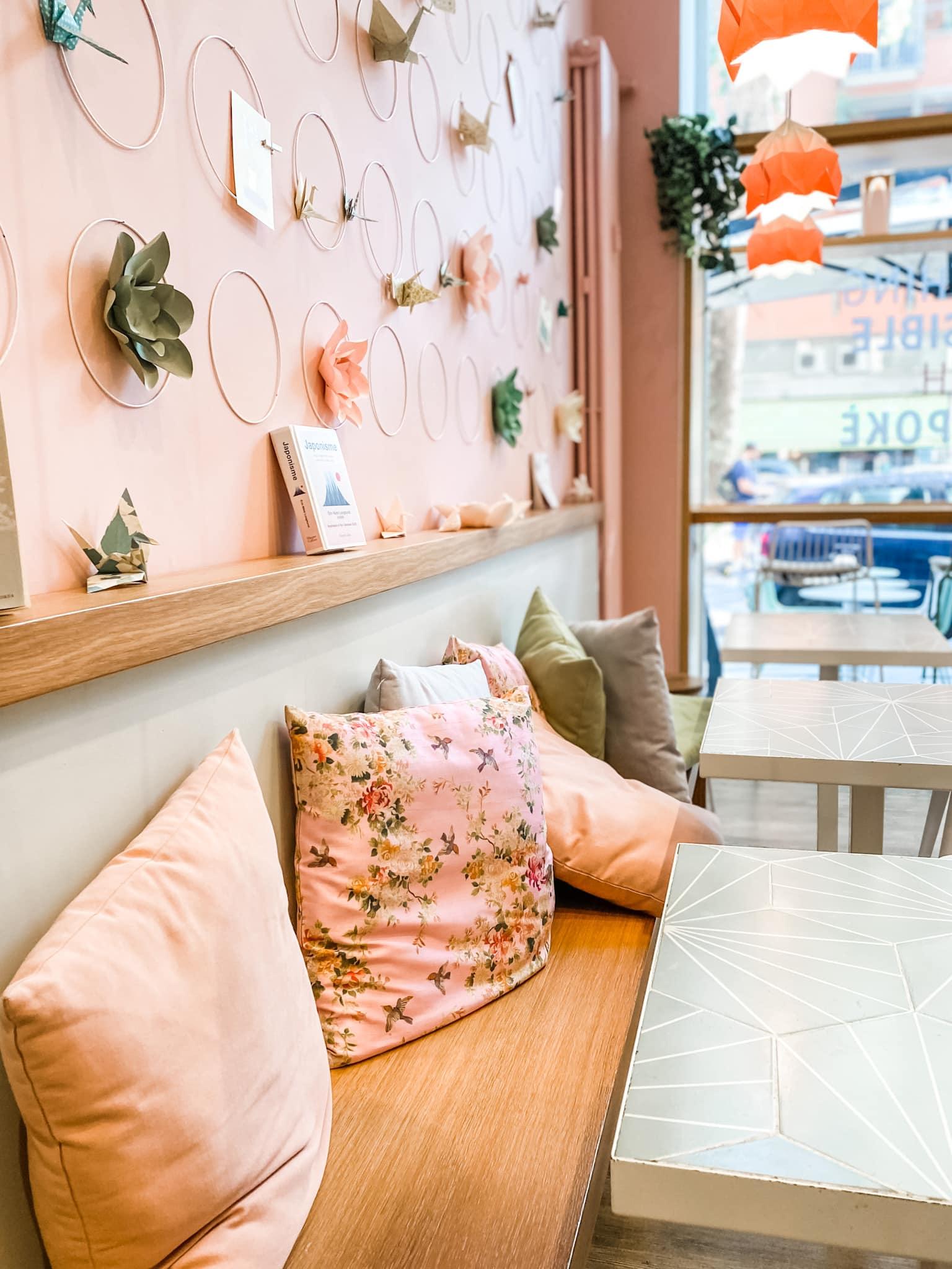 Macha Cafe i Milano Instagram beste bilder